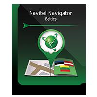 "Navitel Navigator. ""Lithuania Latvia Estonia"" (365 days) – Exclusive 15% off Discount"
