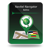 "Exclusive Navitel Navigator. ""Lithuania Latvia Estonia"". Coupon"
