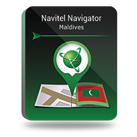 "Navitel Navigator. ""Maldives"". Coupon"