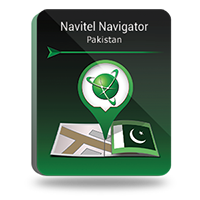 "Navitel Navigator. ""Pakistan"". Coupon"