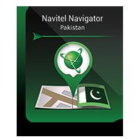 """Navitel Navigator. """"Pakistan"""". Coupon"""