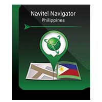 "Navitel Navigator. ""Philippines"". Coupon"