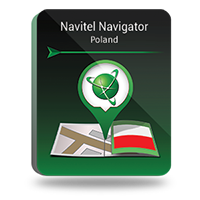 "Navitel Navigator. ""Poland"" (365 days) Coupon"