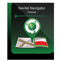 """Navitel Navigator. """"Poland"""" (365 days) Coupon"""