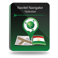 "Exclusive Navitel Navigator. ""Tajikistan"" (365 days) Coupon"