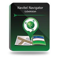 "Navitel Navigator. ""Uzbekistan"". – Exclusive 15% Coupon"