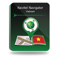 "Navitel Navigator. ""Vietnam"" (365 days) – Exclusive 15% Discount"