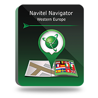 "Navitel Navigator. ""Western Europe"". Coupons 15% OFF"