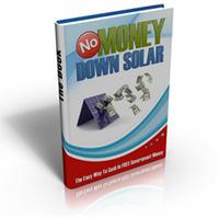 No Money Down Solar Coupon