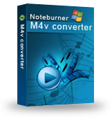 NoteBurner M4V Converter (For Windows) Coupon