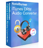 NoteBurner iTunes DRM Audio Converter for Windows – 15% Sale