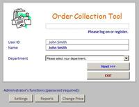 Order Collection Tool – Exclusive 15% Coupons
