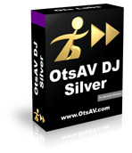 Ots Labs OtsAV DJ Silver Coupon