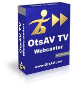 OtsAV TV Webcaster Coupon