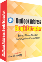 Outlook Address Book Extractor Coupon Code