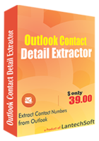 Outlook Contact Detail Extractor Coupon Code