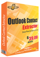 Outlook Contact Extractor Coupon