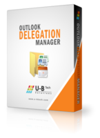 15% OFF – Outlook Delegation Manager – Enterprise Edition