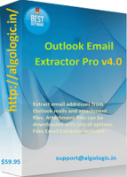 Outlook Email Extractor Pro (5 Years License) Coupon