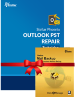 15% – Outlook PST Repair + Mail Backup