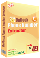 Special Outlook Phone Number Extractor Coupon Code