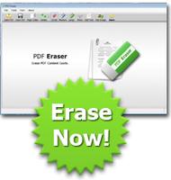 Reezaa PDF Eraser PRO Coupon Sale