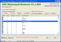 PDF Watermark Remover Home Edition Coupon