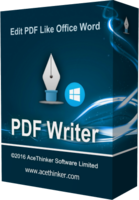 AceThinker – PDF Writer (Personal – lifetime) Coupon Discount