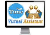 15% OFF – Part Time SEO Virtual Assistant