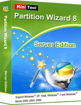 Partition Wizard Server + Bootable Media Builder Coupon – 15%