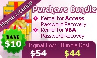 Password Recovery Software – Home License – 15% Discount