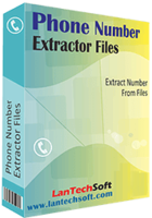 LantechSoft Phone Number Extractor Files Coupon Code