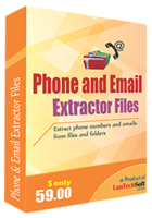 Phone and Email Extractor Files Coupon Code