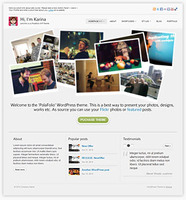 PandaThemes Polafolio WordPress Theme – Extended Licence Coupon Sale