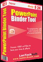 LantechSoft – PowerPoint Binder Tool Coupon