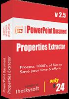 PowerPoint Document Properties Extractor Coupon