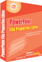 Premium PowerPoint File Properties Editor Coupon Code