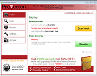 Security Software Limited – Preventon Antivirus Pro Coupon Discount