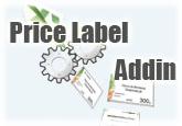 Price Label Addin Price Label Addin for Microsoft Office Excel (Full Single License) Coupon