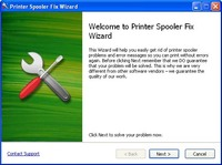 15 Percent – Printer Spooler Fix Wizard plus Stronghold AntiMalware