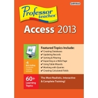 Exclusive Professor Teaches Access 2013 Coupons