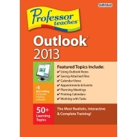 Professor Teaches Outlook 2013 – 15% Sale
