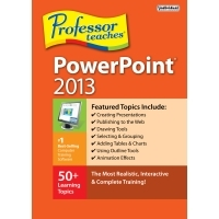Professor Teaches PowerPoint 2013 – Exclusive 15% Coupon