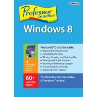 15% OFF – Professor Teaches Windows 8
