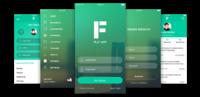 React Native Flat App Theme Coupon Code 15% OFF