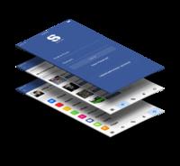 React Native Social App Theme Coupon
