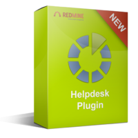 RedmineCRM Redmine HelpDesk plugin multi-site Discount