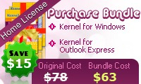 Repair Windows & OE Software – Home License Coupon