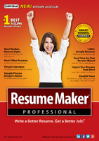 ResumeMaker Professional Deluxe 20 Coupon