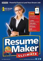 Individual Software – ResumeMaker Ultimate Sale